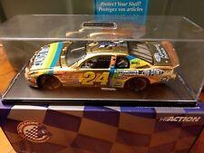 Jeff Gordon 1998 Action 3x Champion 1/24 Gold