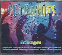 FETENHITS SCHLAGER * 3CD COMPILATION 2019 * NEU * DIVERSE INTERPRETEN / VARIOUS