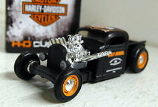 MAISTO 1/64 Small Scale 1936 chevy pick-up Harley Davidson diecast Voiture Modèle