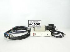 Hitachi Kp-D50U Ccd Camera & Colorado Video 620 X-Y Indicator Used Working