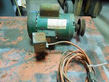 ELECTRIC MOTOR 1 HP DAYTON 110 SINGLE PHASE