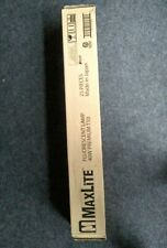 Case of 25 Maxlite F40T10/841RSCG/51206/Premium T10 4Ft Fluorescent Lamp 40 Watt
