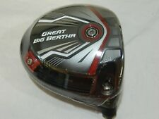 New Callaway Great Big Bertha Tour Issue Concept 9.5* Driver Head only TC #