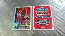 KARIS - 237 - Force Meister - Clone Wars Serie 3 - Star Wars Force Attax