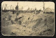 Bezonvaux-Grand Est-1918-Maas-Verdun-france-Panzer sperre-bomben trichter-61
