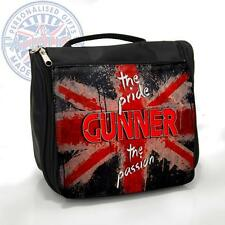 Arsenal Hanging Wash Bag Football Pride & Passion Toiletry Travel Case PRH02