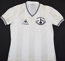 1982 Tottenham Hotspur Centenario Le Coq Sportif Hogar Camiseta de fútbol (TALLA B)