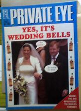 Private Eye magazine 1059 Jul-Aug 2002 British satire VF- Ch. KENNEDY SAVE P&P