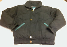 Triple Fat Goose Down Puffer Jacket Vintage Coat Bomber Size M