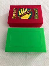VINTAGE RED & GREEN PENCIL SCHOOL BOX EMPIRE BEROL RARE