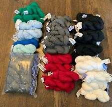 New ListingBerroco Vintage Lot of yarn - new, 9 colors, 59 for 1 price!