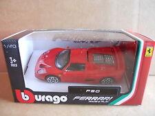 Ferrari Vintage - FERRARI F50 - Car Model 1:43 Die Cast Burago [MZ5]