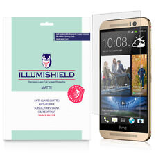 iLLumiShield Matte Screen Protector w Anti-Glare 3x for HTC One M9