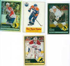 2012-13 OPC Opeechee Black Border, Rainbow, Retro & Regular  (Various U-Pick)