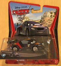 Disney Pixar Cars 2 (#21 IN MATTEL DIECAST SERIES) CAR #4 MAX SCHNELL WtcL WGP