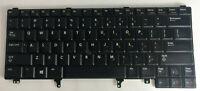 OEM Dell Latitude E6430 ATG Laptop Backlit Keyboard  XMRJV 0XMRJV D0T0X