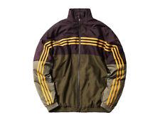 KITH x ADIDAS Men's Olive/Purple LA Rays Block Track Jacket Sz XXL $145 NWT