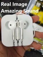 Earphones Headphones For iPhone 6s 6 5c 5S 5SE iPad iPod with Microphone button
