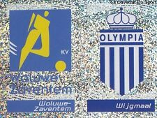 573 LOGO BADGE OLYMPIA SC WIJGMAAL BELGIQUE  STICKER FOOTBALL 2012 PANINI