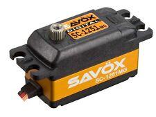 Savox SC-1251MG Low Profile High Speed Metal Gear Digital Servo SC1251MG