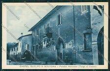 Bologna Castel Guelfo cartolina QQ9320