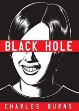 Pantheon Graphic Novels: Black Hole by Charles Burns (2008, Paperback)