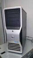 Dell T7500 2x Xeon Six Core X5650 2.66GHz 96GB RAM 2TB HD
