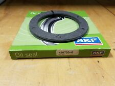 "SKF 450755-8, Box of 8 Hubcap Gasket Seals - 4.5"" Bolt Circle Diameter x 6 Holes"