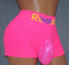 Reebok Boyshorts SISSY POUCH PANTIES Crossdress for Men Sz 30-48 L