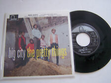 EP 4 TITRES VINYLE 45 T . THE PRETTY THINGS , BIG CITY  . EX  / EX . NORTON 502