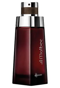 Brazilian Original Malbec Fragance Male Deodorant Perfume 100ml NIB - Boticário