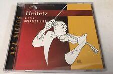 Heifetz Violin Greatest Hits (CD) Like New