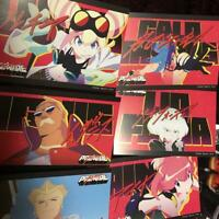 Pre PROMARE Lio Pillow case official TRIGGER From JAPAN