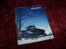 Catalogue / Brochure POLARIS Snowmobile Full line / Gamme Moto-neige 1998 //