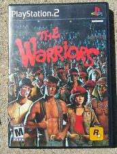 The Warriors PS2 game complete in box w/ manual playstation excellent tested.