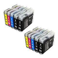 10PK LC51 ink For Brother MFC-230C MFC-240C MFC-3360C MFC-440CN MFC-465cn