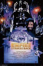 """Star wars poster """"The empire strikes back"""" size 57cm X 87 cm """"Dark vader,Anakin"""""""