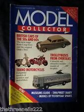 MODEL COLLECTOR - TEKNO MOTORCYCLES - AUG 1988