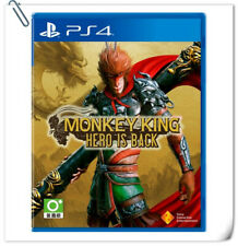 PS4 MONKEY KING: HERO IS BACK SONY PlayStation SCE Action Games
