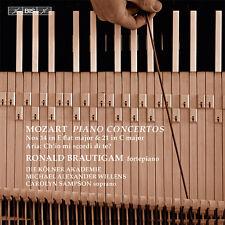 Ronald Brautigam - Concertos Pour Piano 14 / 21 [New SACD] Hybrid SACD