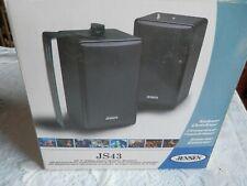 New listing jensen Js43 speakers