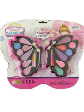Makeup Set For Kids-Washable Fully Beauty Fashion Kit-Butterfly Shape Cute Set