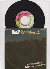 "7  "" BAP  -  Kristallnaach  + Wellenreiter"