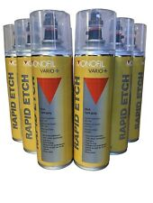 More details for rapid etch primer metal car paint aerosol direct to bare metal fast drying paint