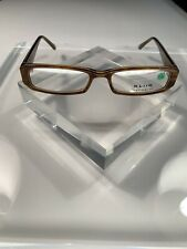 * KLiiK Denmark  KLiiK 296  Eyeglass Frames Color 528, 48-16-135. New. MK24 Sc8*