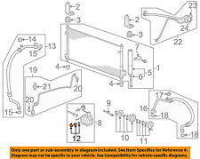 HONDA OEM Compressor-Pressure Relief Valve 38801PDFE02