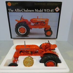 Ertl Allis Chalmers WD-45 Tractor WF #3 Precision Classic 1/16  AC-2253CO-B