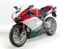Fit DUCATI 748 916 996 998 1996-2002 Red White Fairings Bodywork Kit ABS Plastic