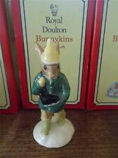 Boxed Royal Doulton Pottery Figurines