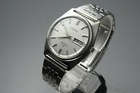 Vintage 1968 JAPAN SEIKO LORD MATIC WEEKDATER 5606-7000 23Jewels Automatic.